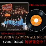 BLIPPIN DRIVING ALL NIGHT
